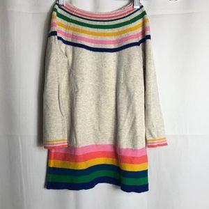 Hanna Andersson rainbow striped dress